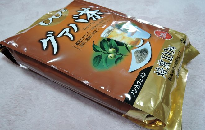 グァバ茶は血糖値を下げる効能が期待できる?
