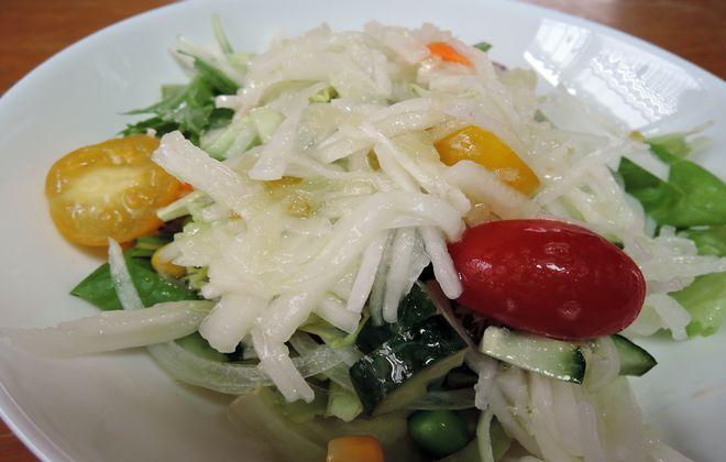 2型糖尿病治療中の昼食