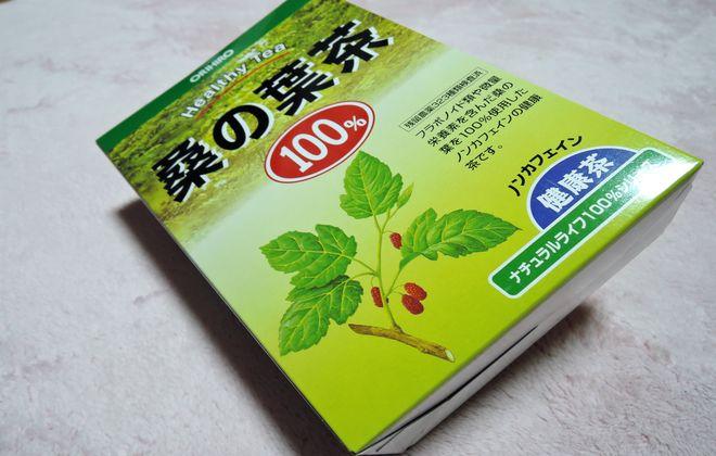 オリヒロの桑の葉茶