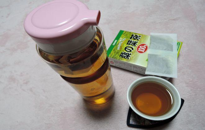 桑の葉茶の作り方