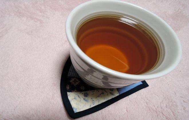 桑の葉茶の味