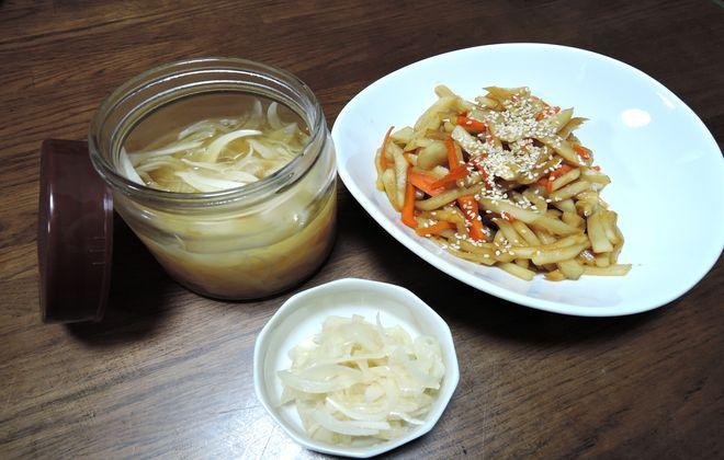 血糖値を下げる料理