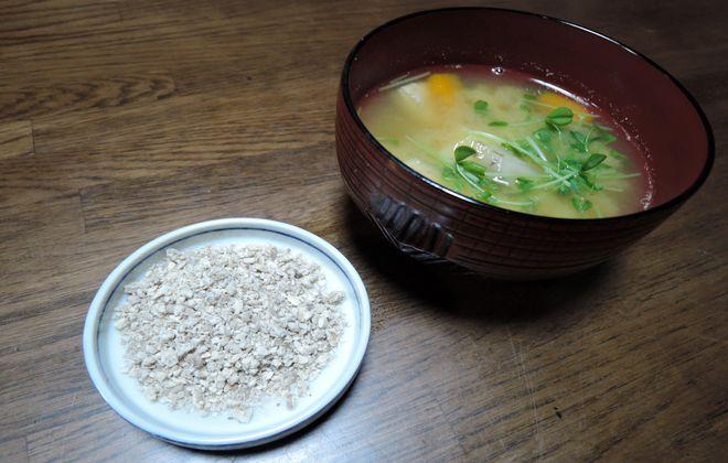 菊芋の粉末