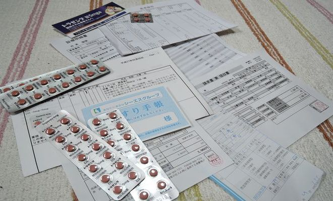 2型糖尿病の検査費用と薬代