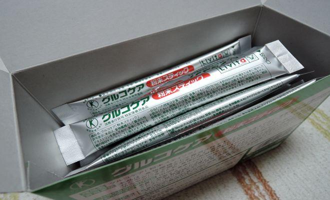 グルコケア粉末スティック(30包)