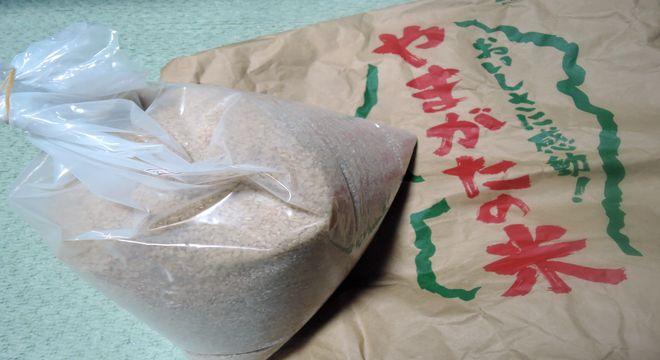 山形県産はえぬき玄米