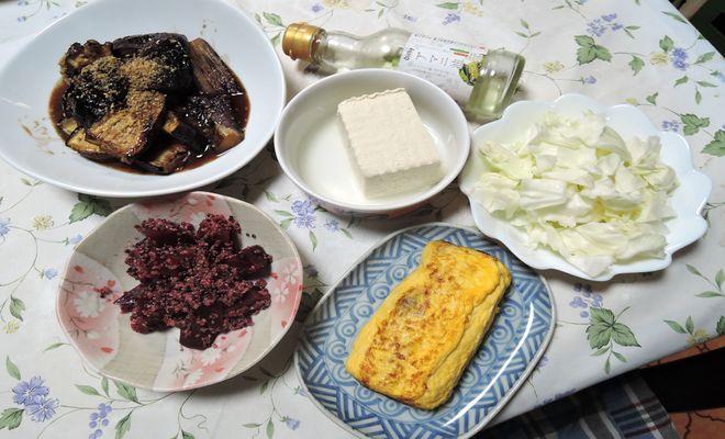 糖質制限(夕食)