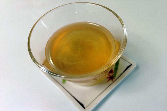 肩こり改善レシピ|生姜酢りんこドリンク