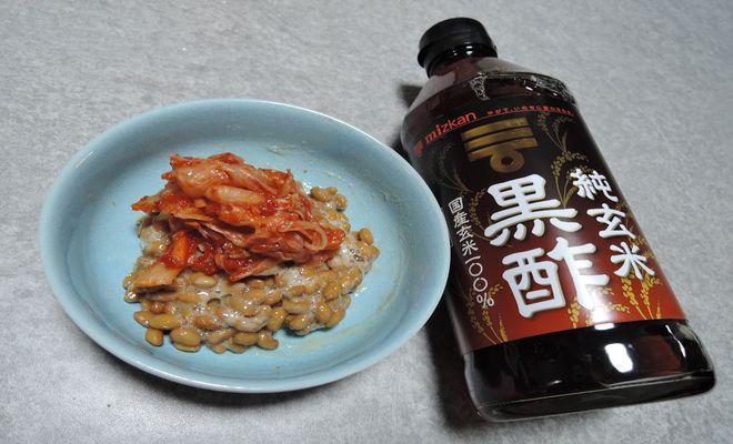 酢納豆キムチ