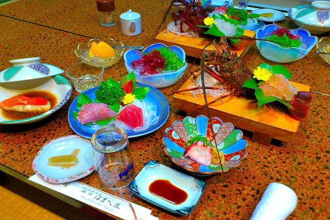 稲取温泉はまべ荘の糖尿病食