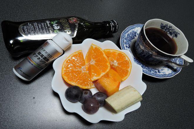 果物・コーヒー・オリーブオイル・超高濃度マグネシウム