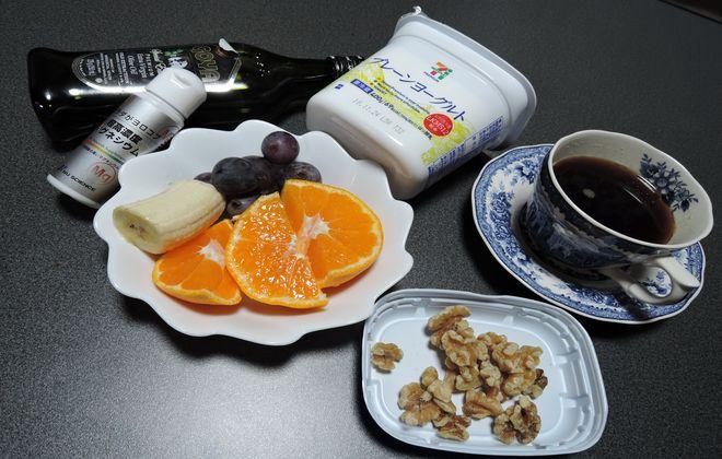 糖質制限四日目の夕食