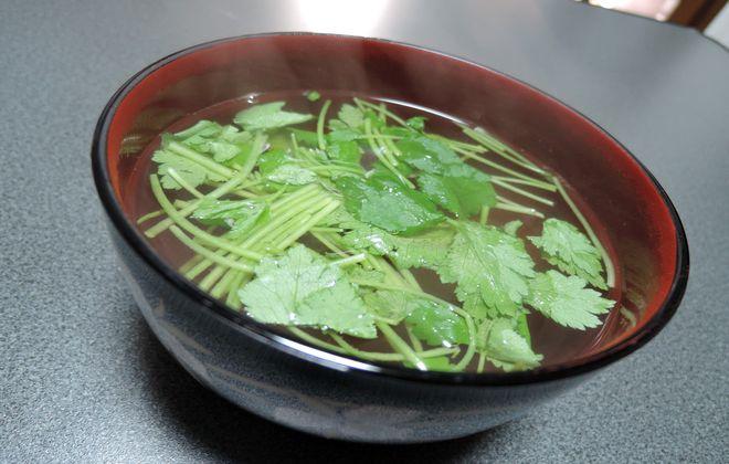 雑煮(餅抜き)