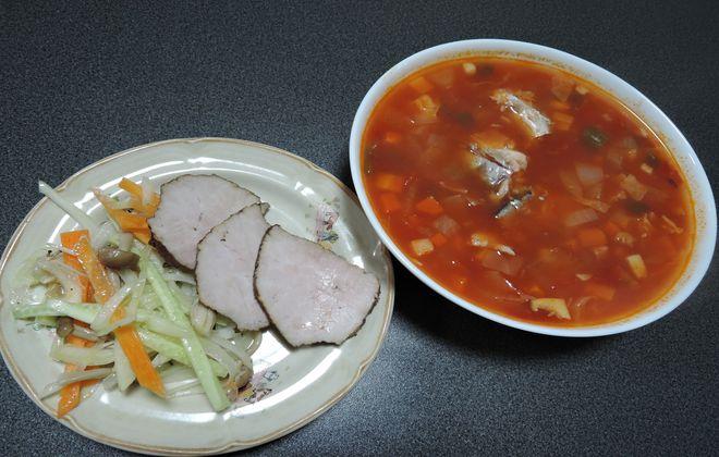 糖質制限食(昼食)