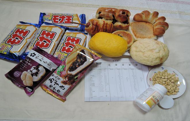 アイスクリーム・菓子パン・アカポリアプラス