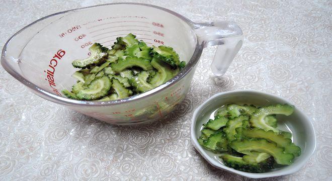 酢ゴーヤの作り方