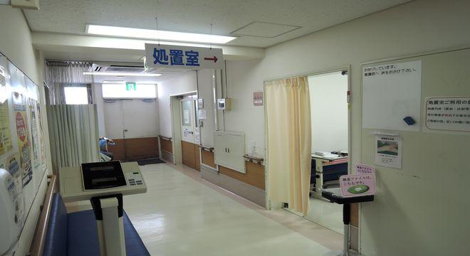 病院の処置室