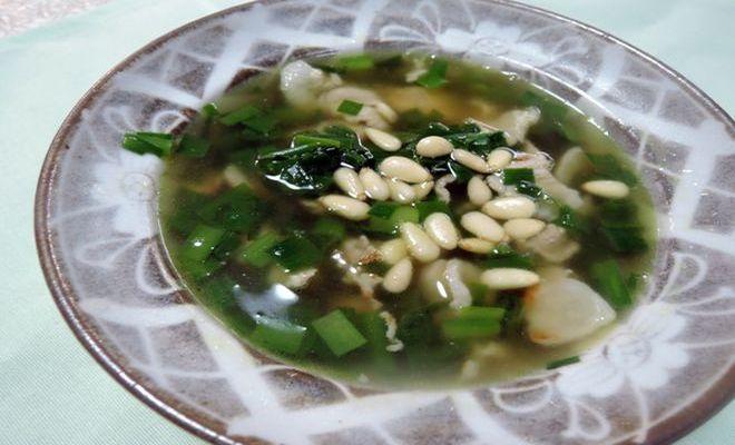 滋養強壮スープ
