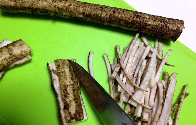 生姜入きんぴらこぼうの作り方