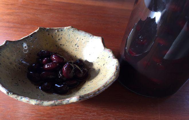 黒豆の炭酸炊き