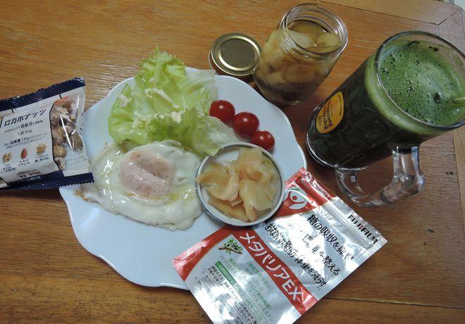 糖質を抑えた食事(昼食)