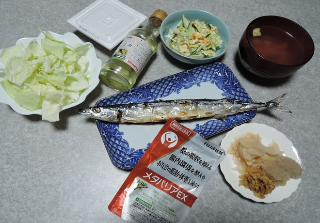 糖尿病検査前日の夕食