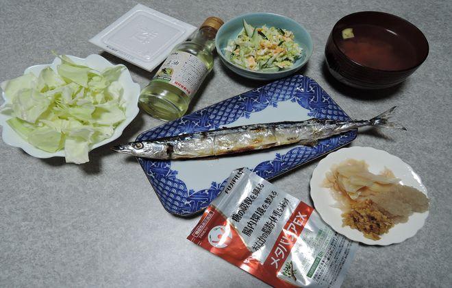 糖尿病検査前日食事|夕食