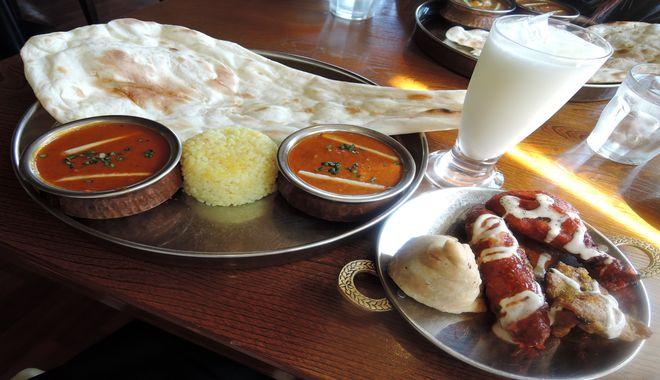 インド料理ランチ