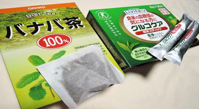 バナバ茶とグルコケア