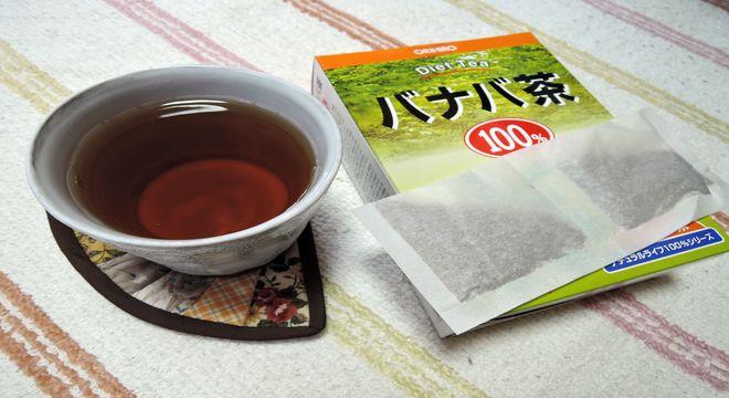 オリヒロのバナバ茶
