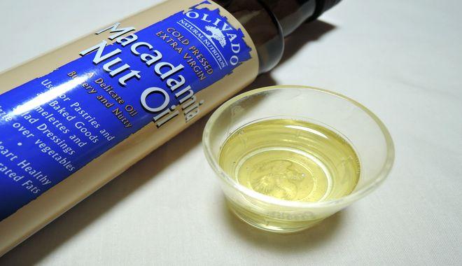 オリバードのマカダミアナッツオイル