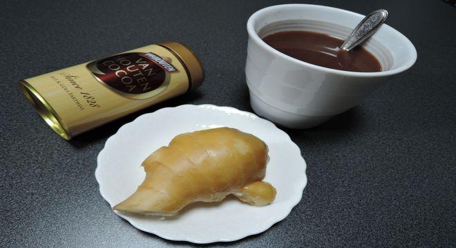 生姜ココアの作り方