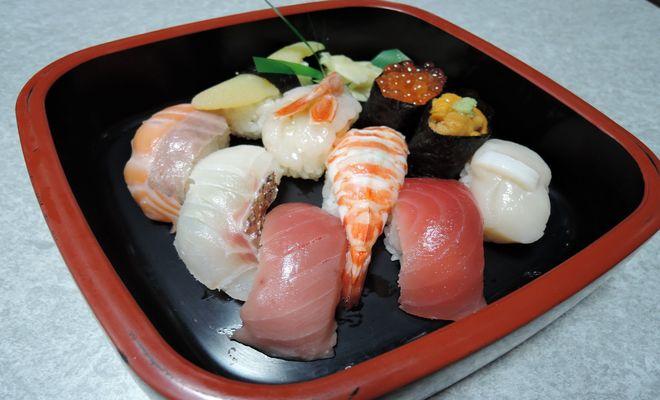 握り寿司(一人前)