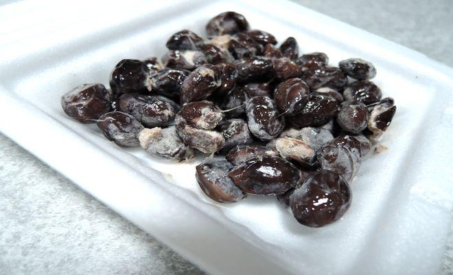 黒豆納豆の糖質
