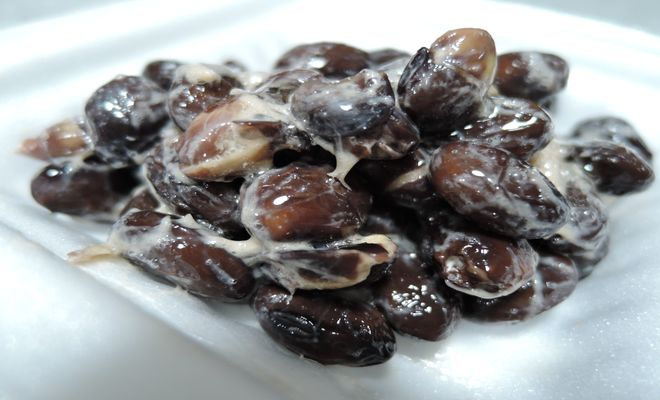 黒豆納豆のカロリー