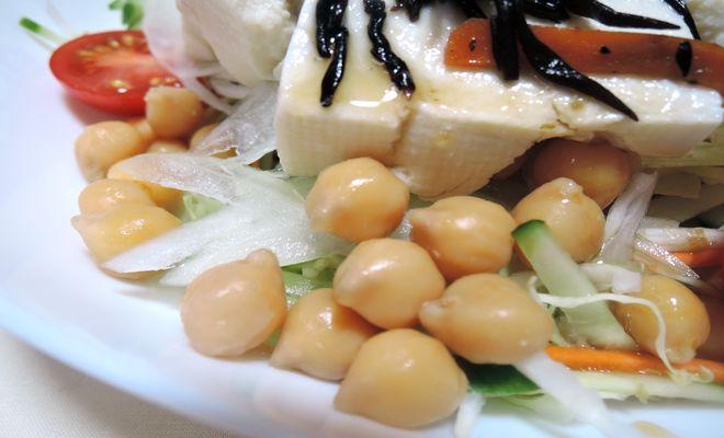 ひよこ豆の栄養価