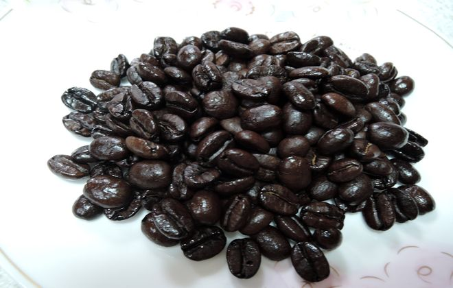 古川珈琲「インデアン・ブレンド」のコーヒー豆