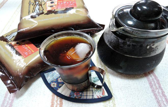 美味しいアイスコーヒーの入れ方