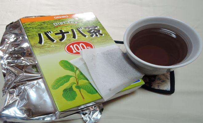 血糖コントロールに効果があるお茶
