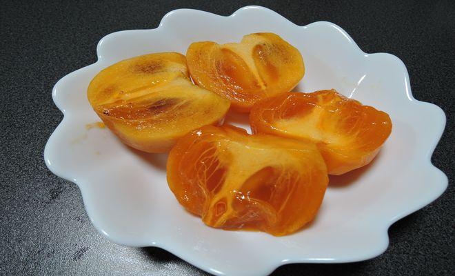 柿とアカシアポリフェノール