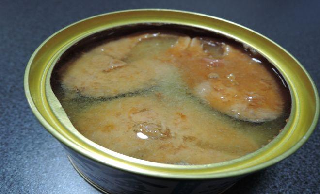 金華さば味噌煮缶