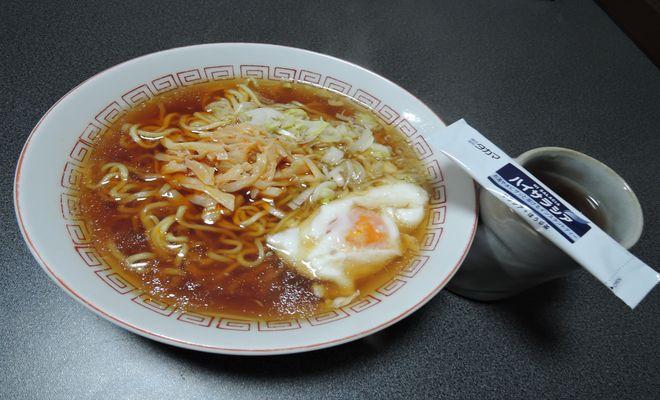 マルちゃん正麺・醤油味