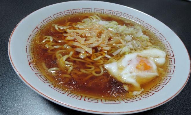 マルちゃん正麺(醤油味)