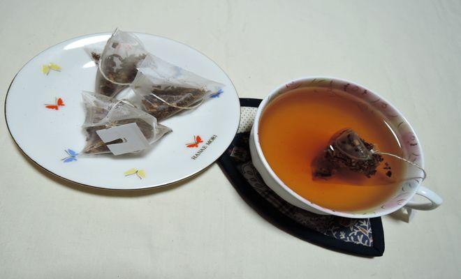 おいしいごぼう茶
