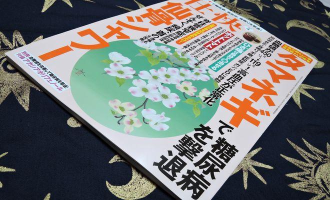 雑誌『壮快』2018年4月号