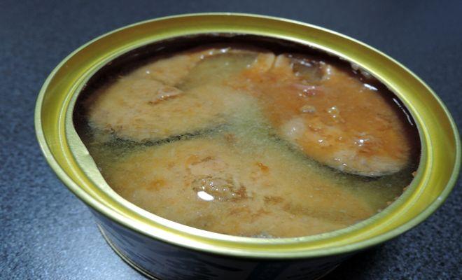 さば味噌煮缶(金華さば)