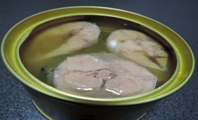 サヴァ缶(国産さばのオリーブオイル漬け)