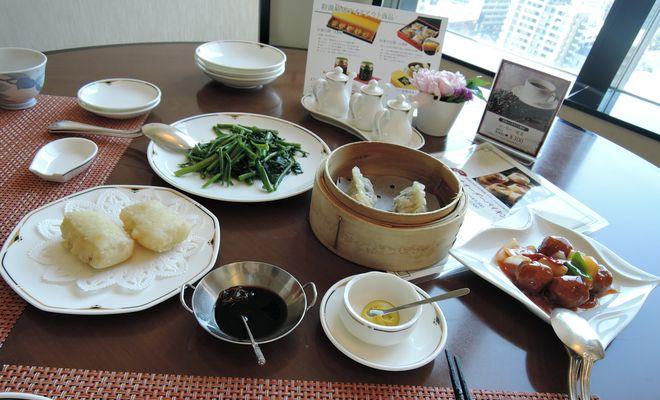 中華料理ランチバイキング(料理)