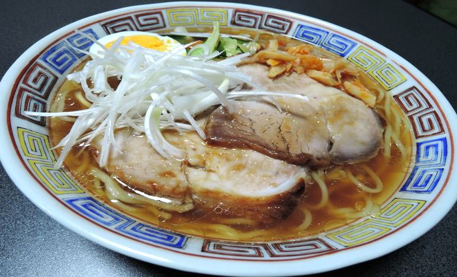 ラ王(袋麺)醤油