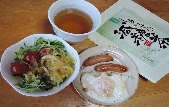 糖質制限(昼食)